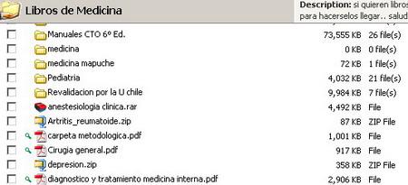 Cientos de libros de medicina GRATIS