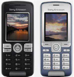 Temas Sony Ericsson k310