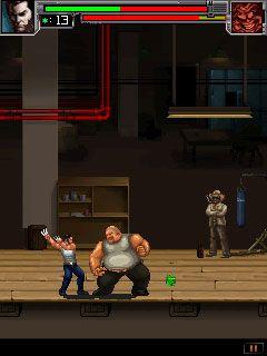 Juego para celular X-Men Wolverine