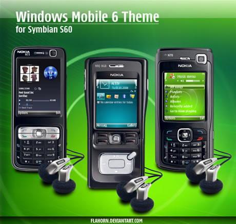nokia windows mobile (temas gratis)
