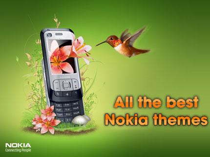 Bonitos temas para Nokia