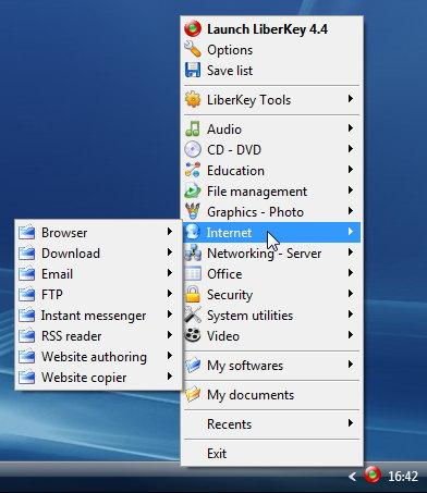Mas de 200 aplicaciones para personalizar tu USB