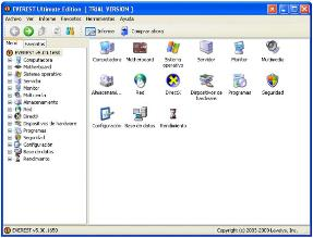 Analiza el hadware de tu pc con Everest Ultimate Edition