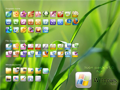 Descargar iconos para Windows gratis