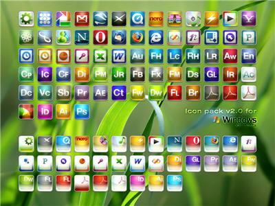 Descargar iconos para Windows gratis