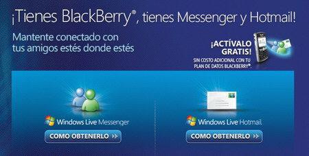 descargar messenger para blackberry