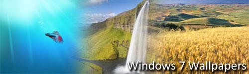 Wallpapers de Windows 7