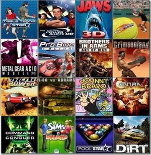 160 Juegos gratis para Celular