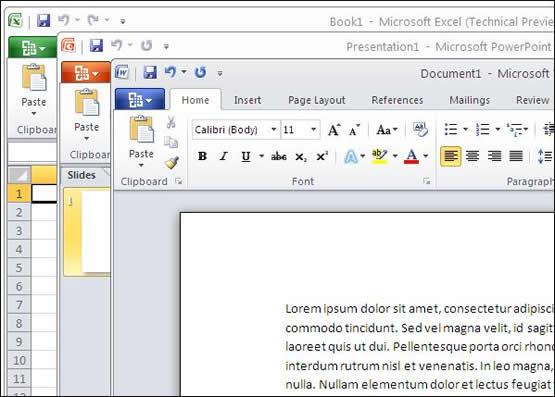 Descarga Microsoft Office 2010 gratis