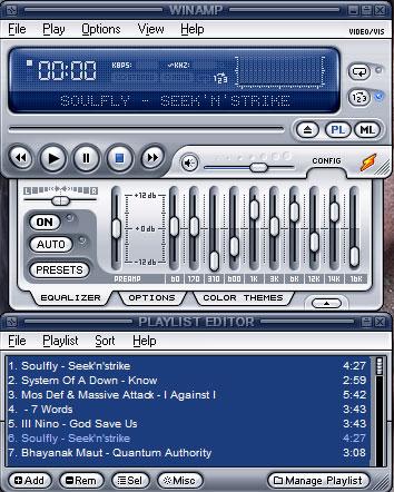 Descargar Winamp 5 gratis