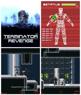 Juego para celular Terminator