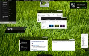 Tema para Windows vista NV2