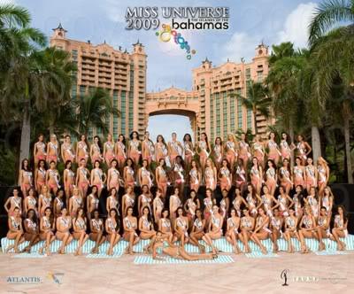 Ver Miss Universo 2009 en vivo por internet
