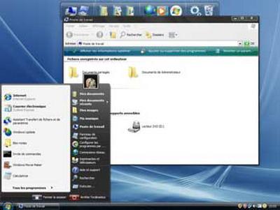 bricopack apariencia windows vista en windows xp