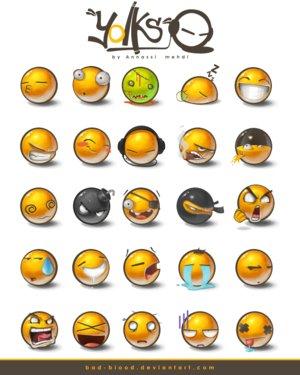 emoticons para el messenger