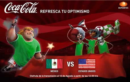Ver mexico vs estados unidos en vivo