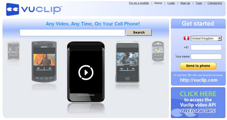 vuclip - descargar videos para celulares de youtube