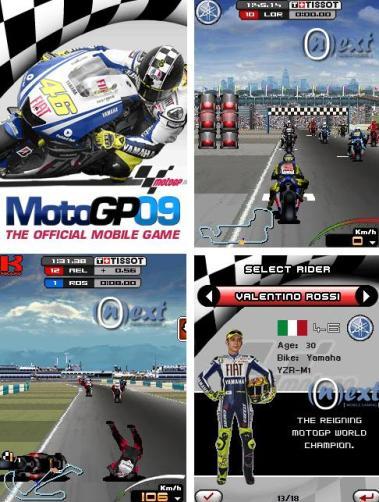 Descarga Juego Moto Gp 2009 Para Celulares Net9k
