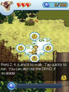 descargar juego ice age3 para celular