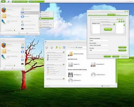 temas gratis para windows xp