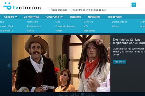 tvolution peliculas mexicanas, novelas televisa gratis