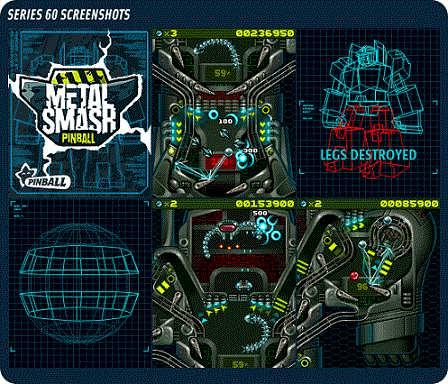 Metal-Smash-Pinball