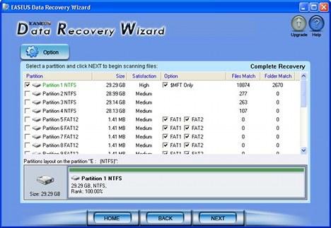 easeus data recovery wizard recuperar disco