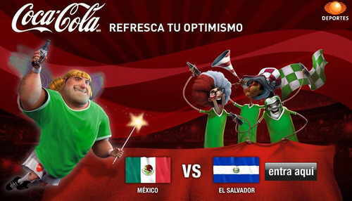 mexico vs salvador eliminatorias