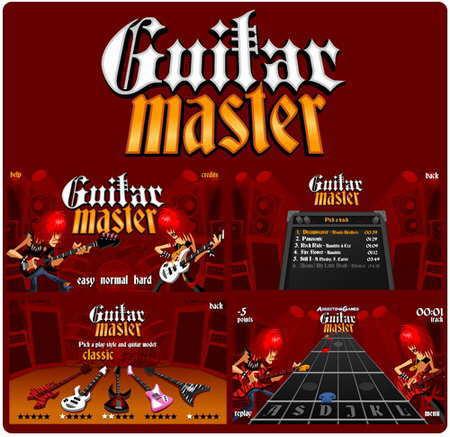 guitar master online