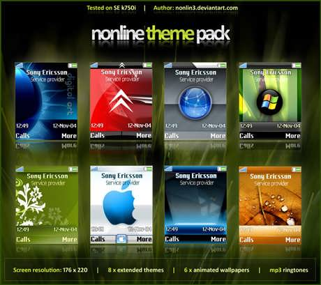 nonline-theme-pack