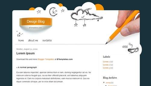 pantillas para blogger gratis