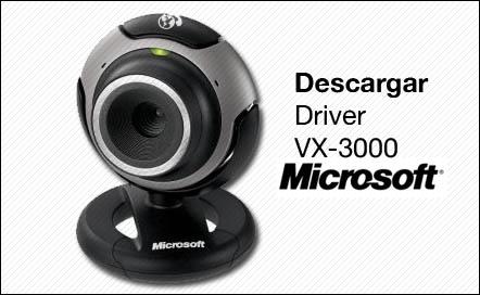microsoft lifecam vx 1000 drivers