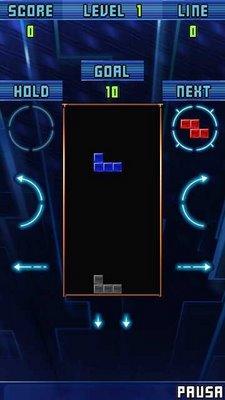 Tetris nokia 5800