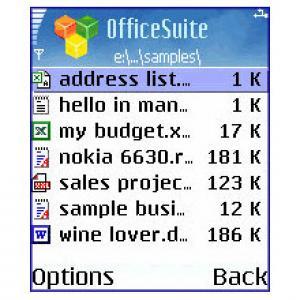 Office para symbians60
