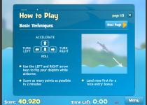 Dolphin Olympics tutorial