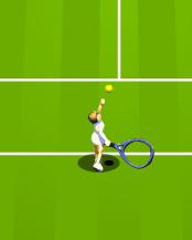 juego de tenis en flash