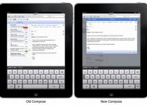 gmail para ipad nueva version