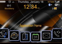 themes blackberry gratis