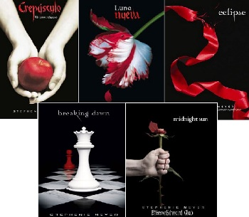 Saga crepúsculo ebooks