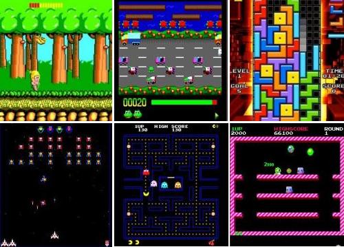 Juegos Arcade Gratis Para El Celular Net9k