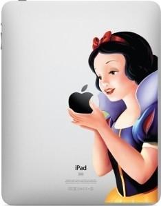 Blancanieves iPad