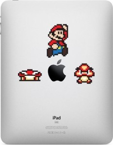 Mario Bross iPad