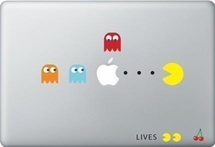 Pac-man iPad