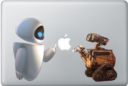 Wall-e iPad