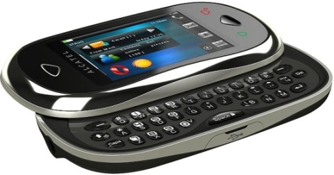 Alcatel OT 880 apps