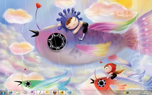 Windows 7 themes descargar