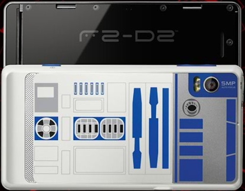 motorola droid r2d2