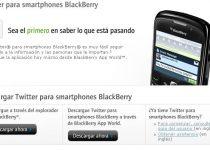 blackberry gratis app