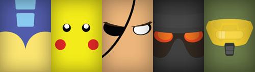 Descargar wallpaper personajes videojuegos