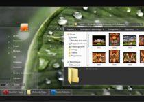 Descargar tema windows 7